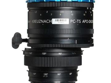 Rentals: Phase One Lens 120mm 5,6 MF TS