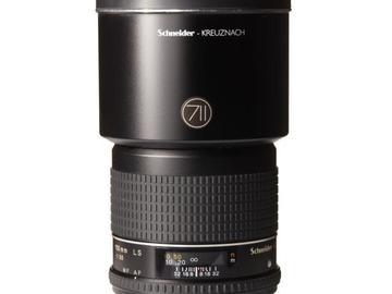 Rentals: Phase One Lens 150mm 3,5 AF