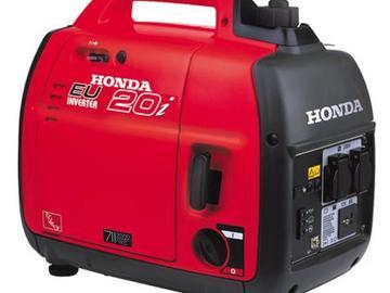 Rentals: Powergenerator Honda 2kW 20i / 4,1 litre