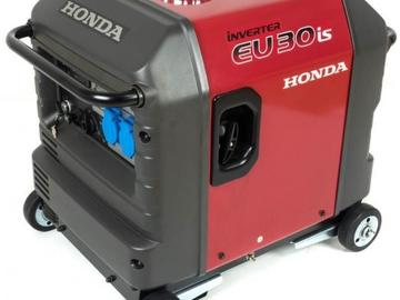 Rentals: Powergenerator Honda 3kW 30is / 13 litre