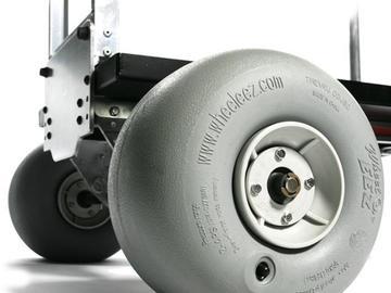 Rentals: Magliner Snow Wheels