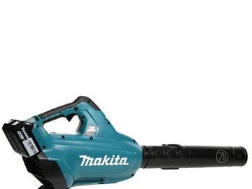 Rentals: Makita Windmachine/Blower battery powered (2x18V)