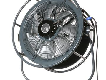 Rentals: Windmachine Vind 050 (840W)