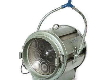 """Rentals: Prop Lamp Mole""""CH15"""" ca 40 cm"""