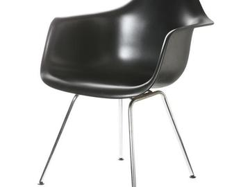 "Rentals: Chair ""vitra Eames"" black"