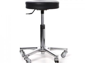 Rentals: Hocker / Stool on wheels