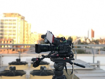 Rentals: Sony fs5 with zacuto shoulder rig and atomos shinobi