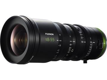 Rentals: Fujinon Cine Zoom lens