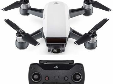 Rentals: DJI SPARK DRONE
