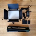 Rentals: Light Neewer 660 LED with carbon fiber tripod Rollei