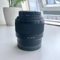 Rentals: Sony 50mm 1.8 E Mount Lens