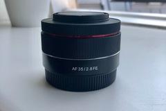 Rentals: Samyang 35mm f2.8 Lens