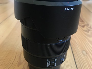 Rentals: Sony G lens 24-105 F4