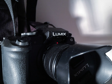 Rentals: Panasonic Lumix G7 + (2 lenses/memory card/bag)