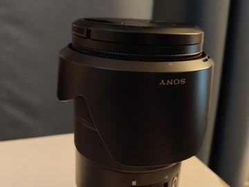 Rentals: Sony 18-105mm | Constant f/4 aperture | Sony E Mount