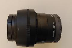 Rentals: Sigma 30mm F1.4 - Sony E mount