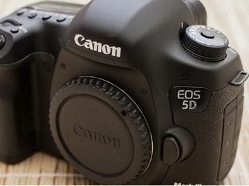 Rentals: Canon 5DIII Bundle