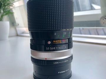 Rentals: FD Vintage 28-80mm Zoom Lens