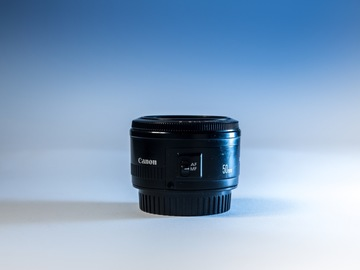 Rentals: Nifty Fifty 50mm f/.8 Canon Prime Lens + Pouch