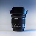 Rentals: Super Wide 10-18mm f/4.5-5.6 STM Canon EFS Lens + Pouch