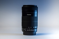 Rentals: Super Zoom Canon 55-250mm F/4.5-5.6 + Pouch