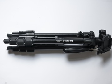 Rentals: 150cm max height Bronic Video & Photography Tripod