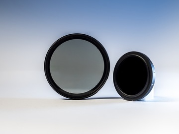 Rentals: Variable ND Filters (Adjust with a twist)
