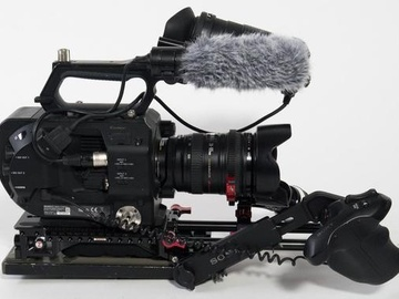 Rentals: Sony FS7 with Metabones CineSmart Adapter + 24-105 F4 Lens