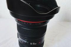 Rentals: Canon EF 16-35mm f/2.8L II USM