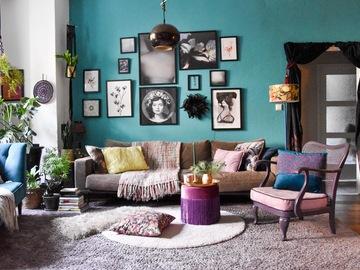 Rentals: Eclectic Home