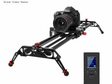 Rentals: GVM motorized video slider