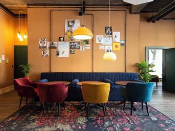 Rentals: Modern Coworking Cafe