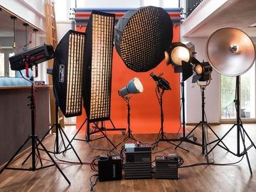 Rentals: Photostudio & events