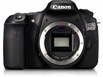 Rentals: Canon 60D