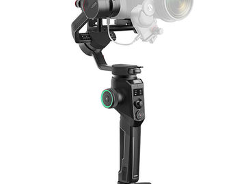 Rentals: Moza AirCross 2 3-Axis Handheld Gimbal Stabilizer