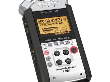 Rentals: Zoom H4n Pro