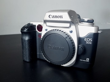 Rentals: Canon 50 e - 35 mm ANALOG