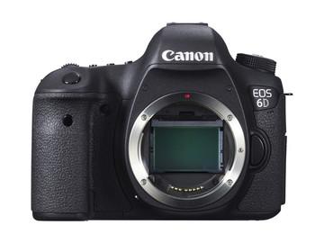 Rentals: Canon 6D Body