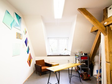 Studio/Spaces: Artist Studio