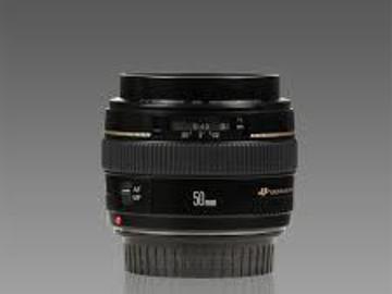 Rentals: 50mm 1.4f Lens