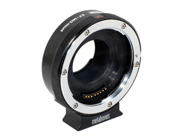 Rentals: metabones Speedboster / Adapter EF to MFT