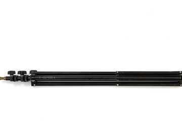 Rentals: Manfrotto Compact Stand MA052B Lampenstativ klein