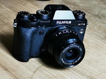 Rentals: Fujifilm XT2 + Fujinon XF 23mm  f:2 WR