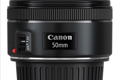 Sell: Canon 50mm lens