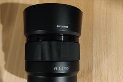 Rentals: Sony FE 50mm f1.8 (SEL-50F18F)