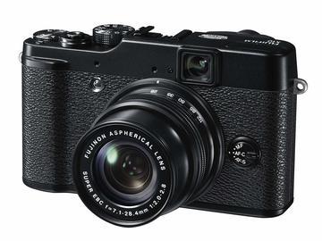 Rentals: Fujifilm X10