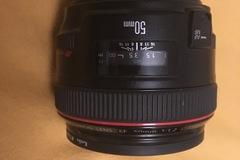 Rentals: 50mm 1.2