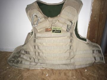 Rentals: Bullet proof vest