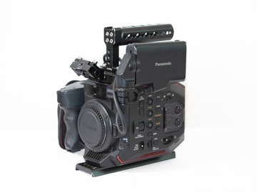 Rentals: Panasonic AU-EVA1 Cinema Camera 5.7k Body Only
