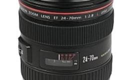 Rentals: Canon 24-70mm USM I